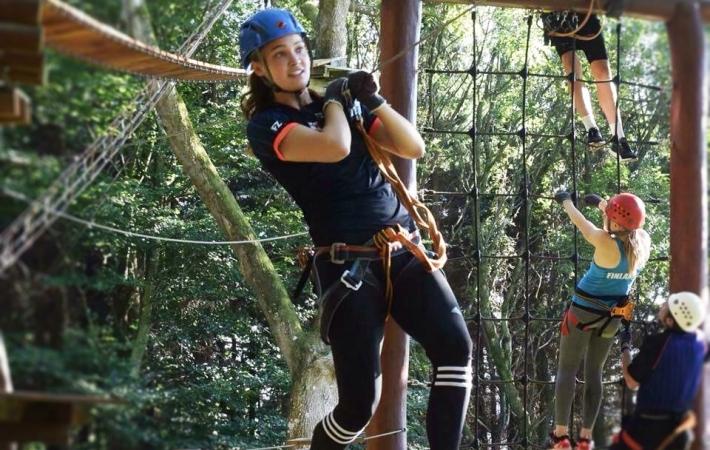 RSA high rope 2017 OPT